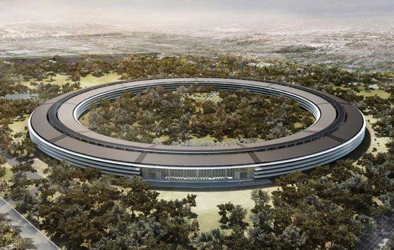 Apple Park: Mitarbeiter mögen ihre neuen Arbeitsplätze nicht