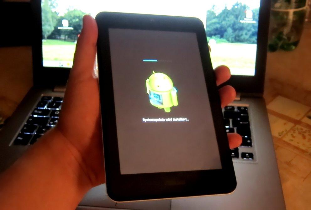 Asus memo pad android update