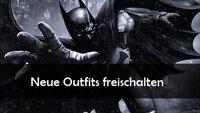 Batman Arkham Origins: Freischalten aller Kostüme