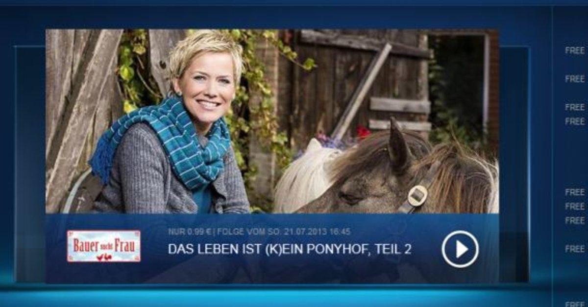 Bauer sucht frau 2016 im live stream und tv bei rtl mit 11 for Spiegel tv magazin rtl mediathek