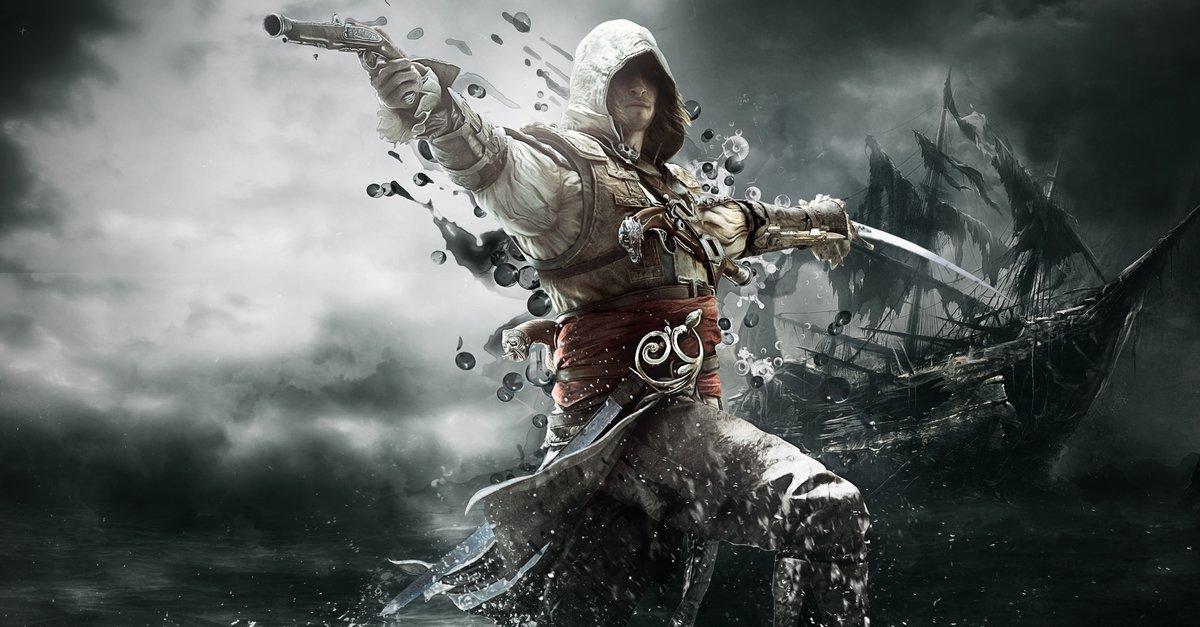 Assassin's Creed 4 - Black Flag: Ausdauernder Spieler schwimmt die gesamte Karte ab