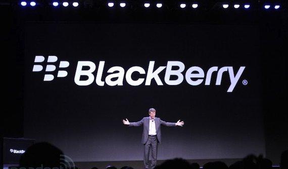 BlackBerry: Apple soll Interesse an Patent-Portfolio gehabt haben