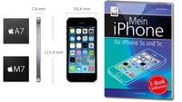 """Gewinnspiel: 10 Bücher """"Mein iPhone – für iPhone 5s und iPhone 5c"""""""