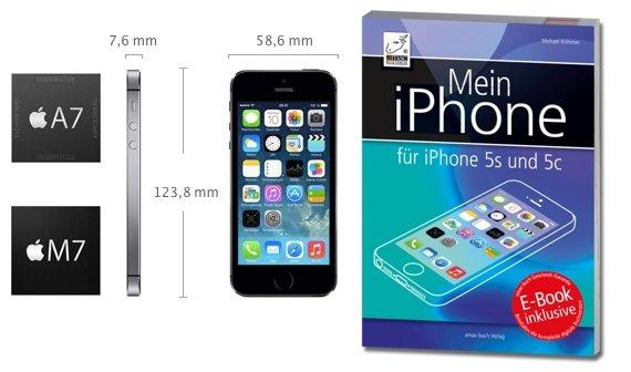 Gewinnspiel 10 Bücher Mein Iphone Für Iphone 5s Und Iphone 5c