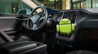 Android im Auto: erst als Navi, dann als ganzes System