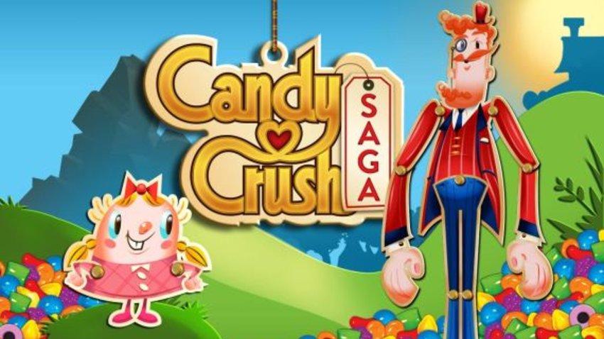 Candy Crush Level übersicht