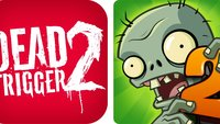 Plants vs. Zombies 2 & Dead Trigger 2: Zombie-Doppelpack im Play Store gelandet