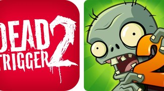 Plants vs. Zombies 2 &amp&#x3B; Dead Trigger 2: Zombie-Doppelpack im Play Store gelandet