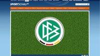DFB Frauen WM-Qualifikation: Deutschland - Irland im Live-Stream heute