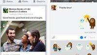 Facebook-App: Neue Version 6.6 erlaubt Editieren von Postings und Kommentaren