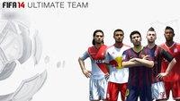 FIFA 14 Ultimate Team: Beste Spieler, lustige Fotos, witzige Namen