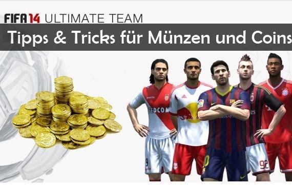Fifa 14 Coins Tricks Und Tipps Für Münzen In Ultimate Team Giga