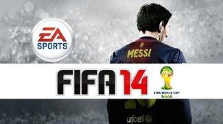 FIFA World Cup 2014: Spiel zur Weltmeisterschaft in der Entwicklung