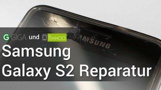 Samsung Galaxy S2 Reparatur: So einfach ist der Display-Tausch (Anleitung)