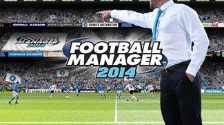 Football Manager 2014: Editor wird am Donnerstag veröffentlicht