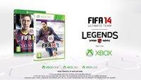 FIFA 14 Ultimate Team Legends: Das Line-Up ist komplett