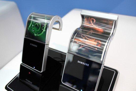 Das nächste Samsung-Smartphone ist gebogen und kommt nächste Woche