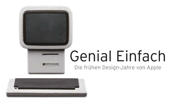 Genial einfach: Apple-Design-Prototypen in Buchform (Buchtipp)