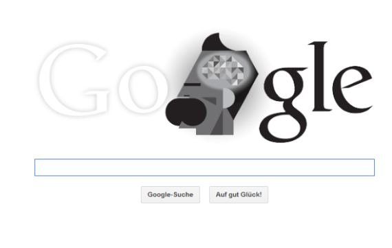 Google Doodle mit Friedrich Nietzsche: Alle Gute zum Geburtstag!
