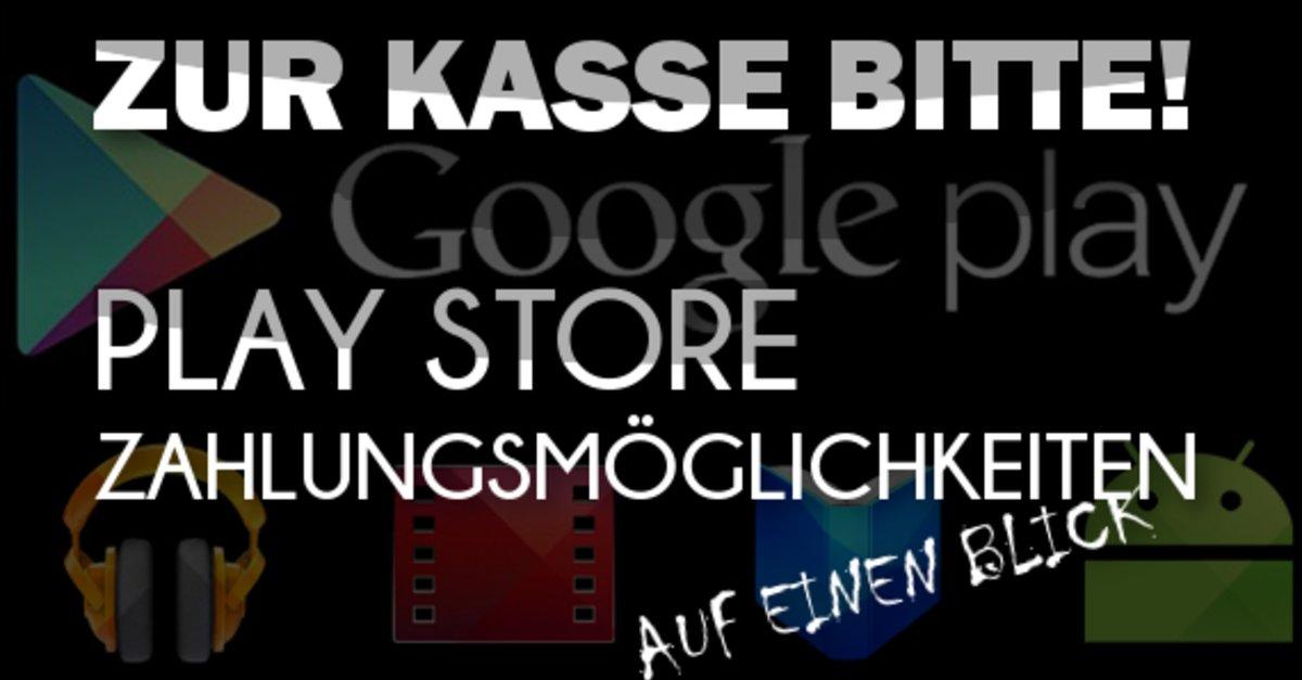 google play guthaben mit handy bezahlen