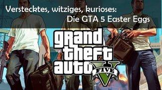 GTA 5 Easter Eggs: Alle Fundorte der versteckten Geheimnisse