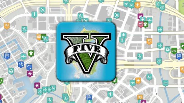 GTA 5: Inoffizielle Karten-App für Android veröffentlicht