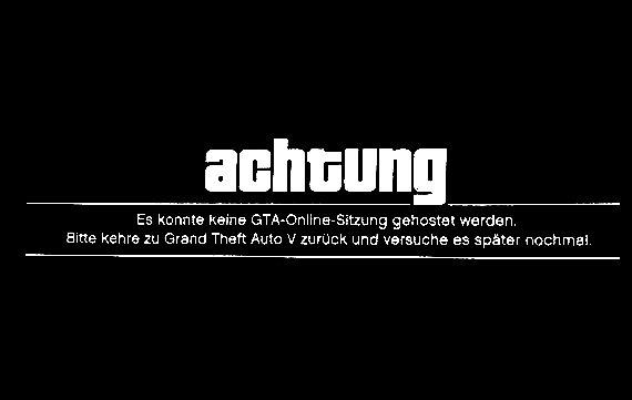 GTA 5 Online startet nicht – Was ihr tun könnt
