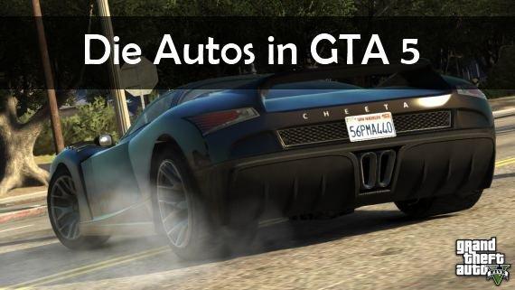 GTA 5 Autos - Geld verdienen, Tricks, Fundorte und die schnellsten Flitzer