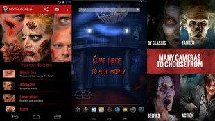 Halloween-Apps: Top 5 Live Wallpaper und Android-Apps mit Gruselfaktor