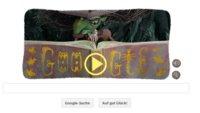 Happy Halloween: So funktioniert das schaurige Google Doodle mit der Hexe