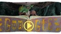 Halloween: Google-Doodle und App-Schnäppchen