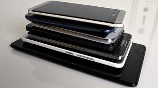 Android-Handy kaufen: Der androidnext-Smartphone- und Tablet-Einkaufsberater 10/2013