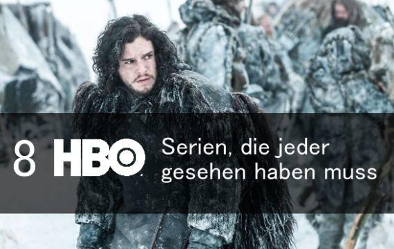 Die 8 besten HBO-Serien und wo man sie sehen kann