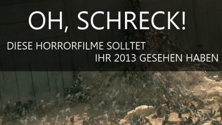 Horrorfilme Mit Zombies