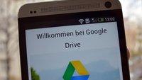 HTC One, One Max: Bis zu 50 GB kostenloser Google Drive-Speicher zusätzlich
