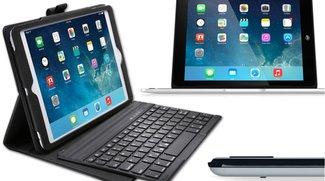 Sieben Tastaturen für iPad Air im Überblick