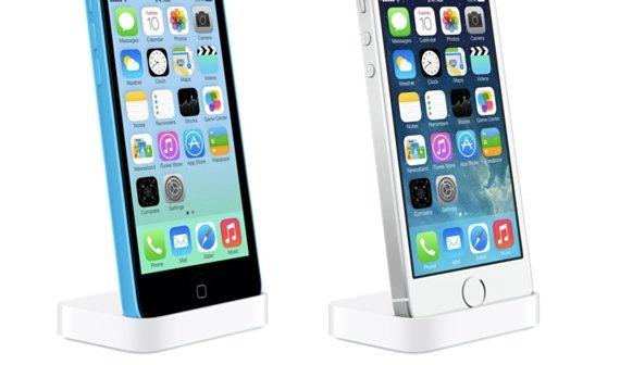 iPhone 5s und 5c: Passgenaue Dockingstationen von Apple