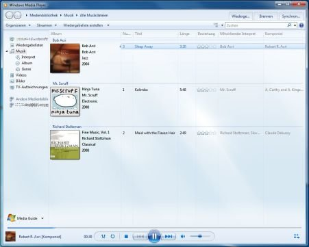 iTunes Alternativen - Wer kann mit Apple konkurrieren?