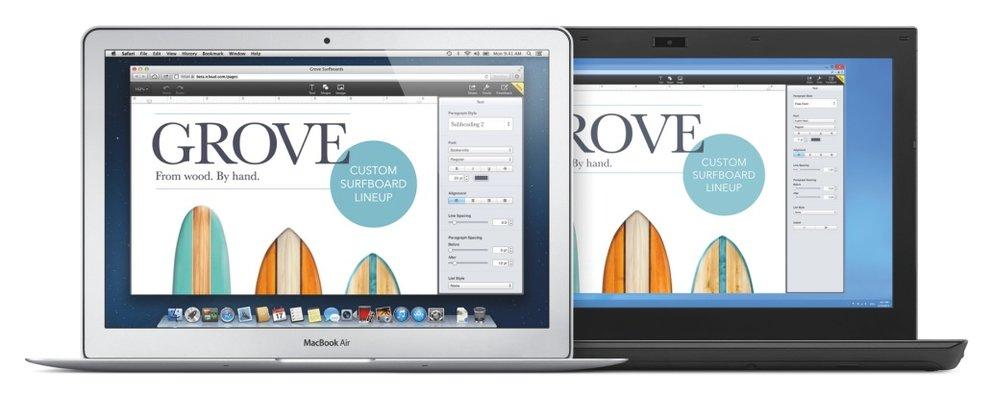 Pages auf dem Mac
