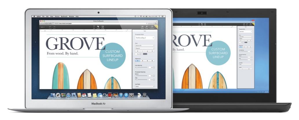 textverarbeitung mac