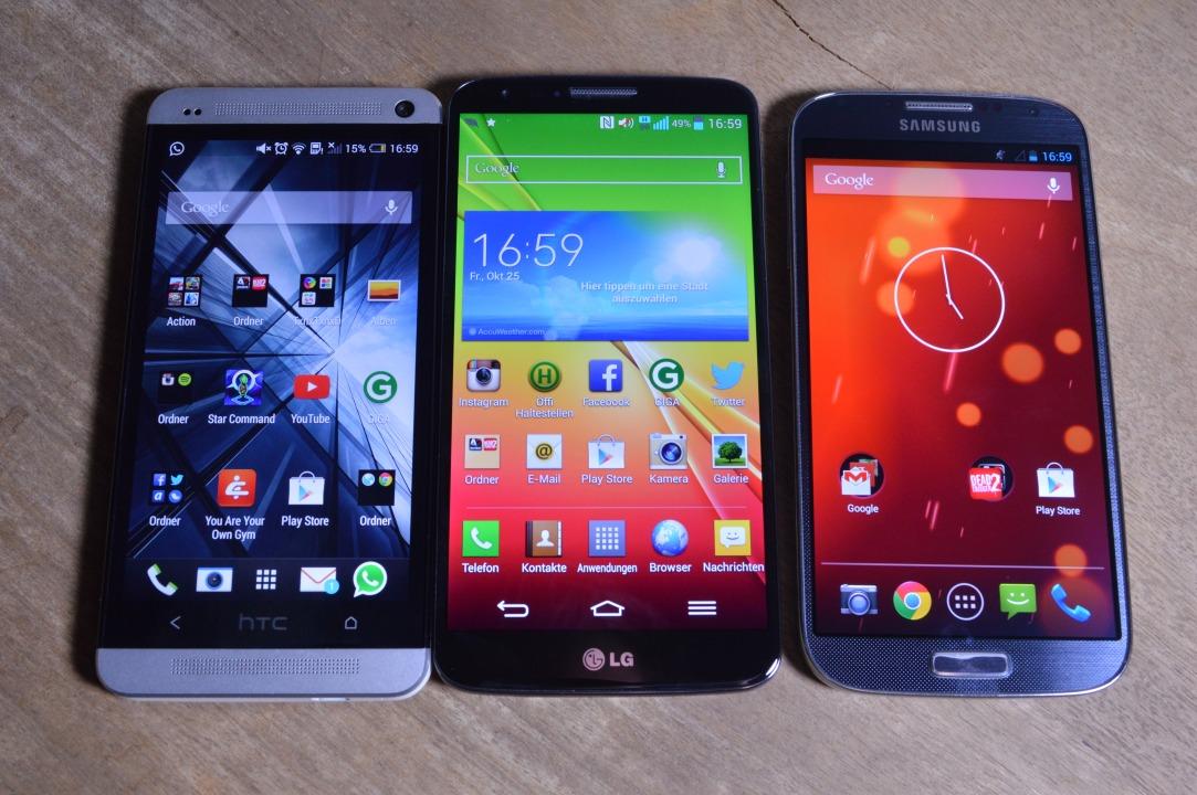 LG G2 Test: Display - GIGA
