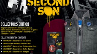 inFAMOUS - Second Son: Special und Collector's Edition vorgestellt