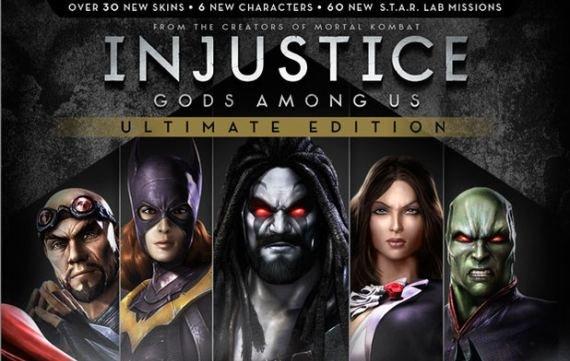Injustice Ultimate Edition: PS4-Upgrade möglich
