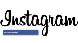 Instagram löschen: Weg mit Account, App und Bildern (Anleitung)