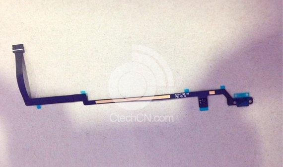 iPad 5: Leak deutet auf Fingerabdruckscanner hin