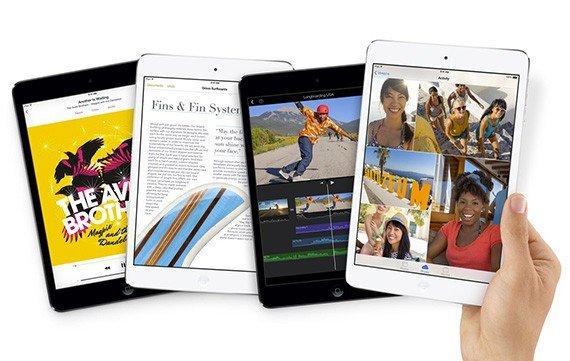 iPad mini Retina: Nur 2 Millionen Exemplare im Q4/2013, 4 Millionen im Q1/2014