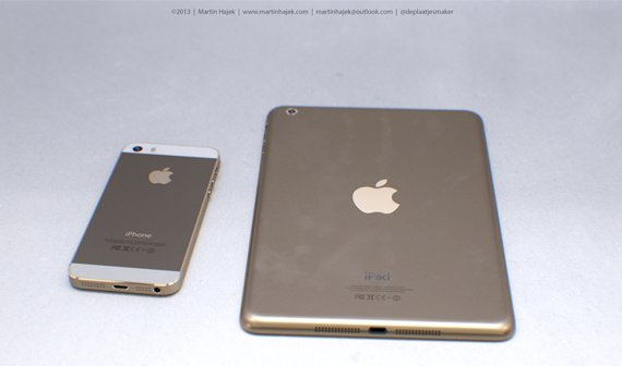 Konzept: iPad mini c und iPad mini s