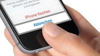 iPhone zurücksetzen: Die Werkseinstellungen wiederherstellen