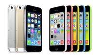 iPhone 5s und iPhone 5c: Ab 25. Oktober auch in Österreich, Schweiz