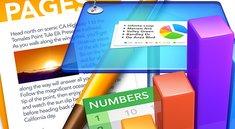 iWork: Update bringt Lion-Features für Pages, Keynote und Numbers